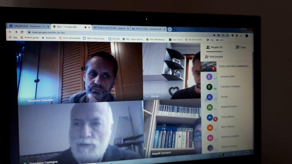Consiglio ANEPLA videoconferenza 2