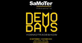 SaMoTer Demo Days 2021 largo