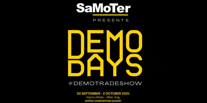 SaMoTer Demo Days 2021 largo